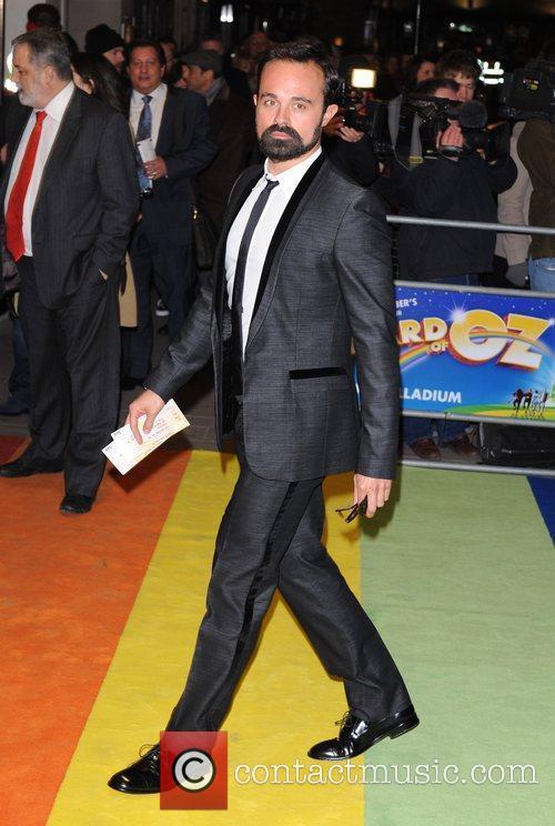 Evgeny Lebedev 'The Wizard of Oz' press night...