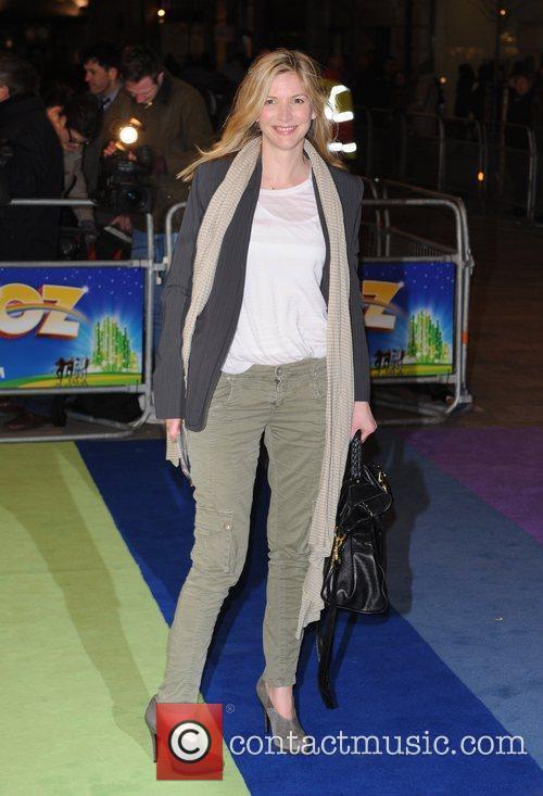 Lisa Faulkner 'The Wizard of Oz' press night...