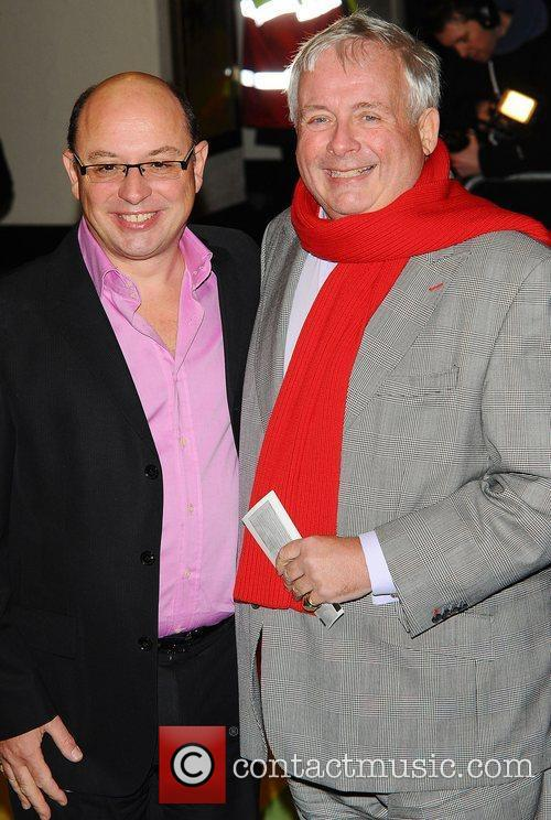 Christopher Biggins at the 'The Wizard of Oz'...