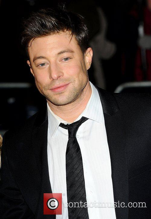 Duncan James at the 'The Wizard of Oz'...