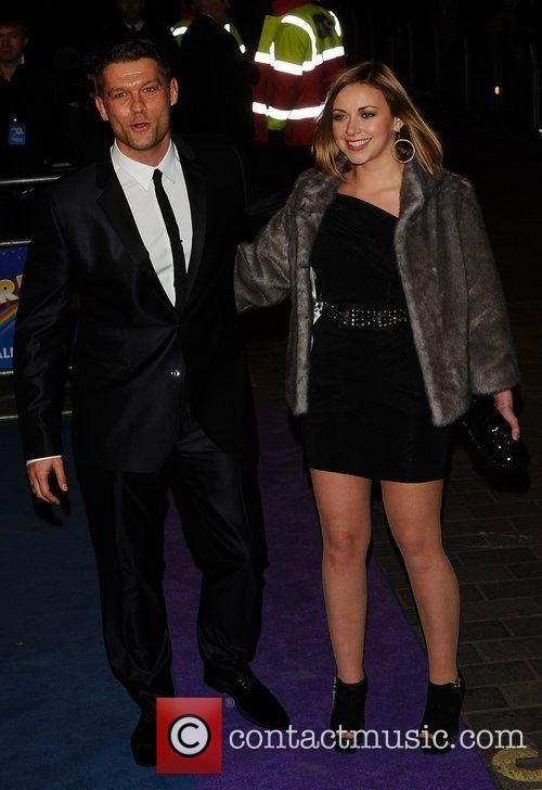 John Partridge and Charlotte Church at the 'The...