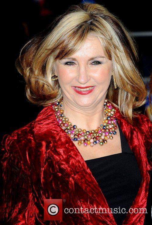 Lesley Garrett at the 'The Wizard of Oz'...
