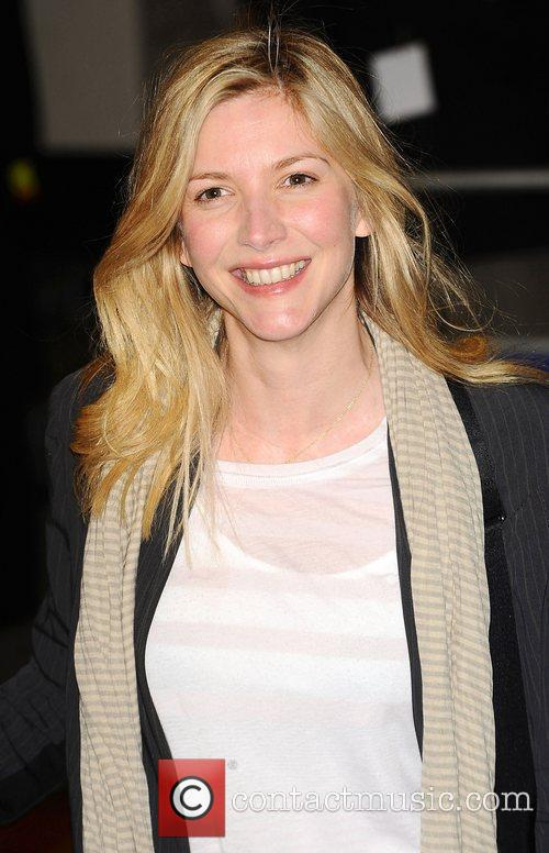 Lisa Faulkner at the 'The Wizard of Oz'...