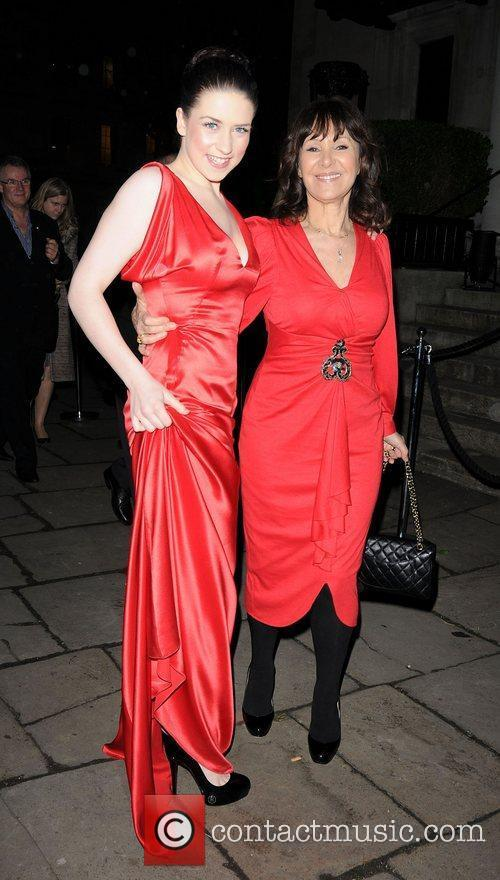 Danielle Hope and Arlene Phillips,  at 'The...