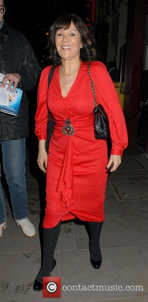 Arlene Phillips,  at the 'The Wizard of...