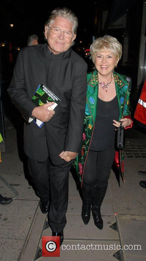 Gloria Hunniford,  at the 'The Wizard of...