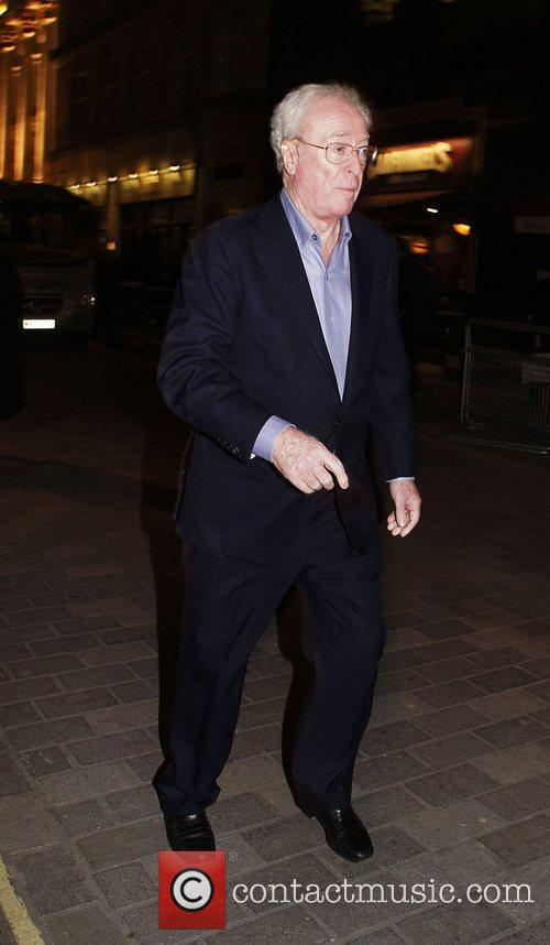 Michael Caine, Palladium and Wizard Of Oz 3