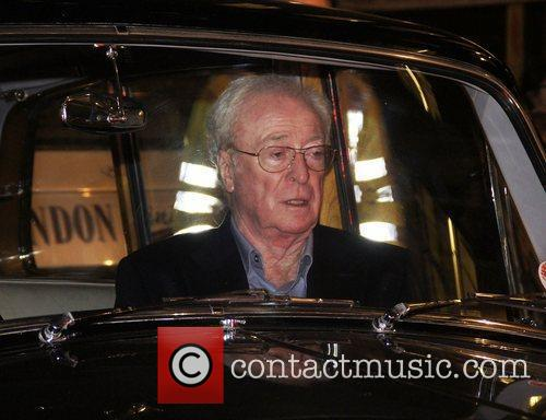 Michael Caine, Palladium and Wizard Of Oz