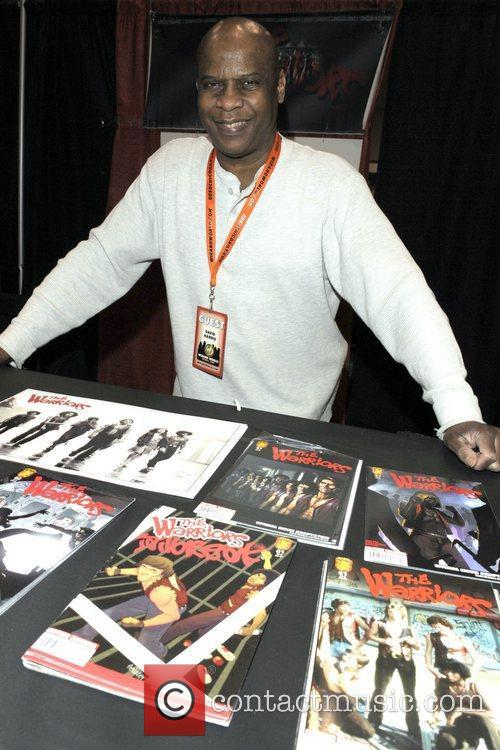 David Harris  Wizard World Toronto Comic Con...
