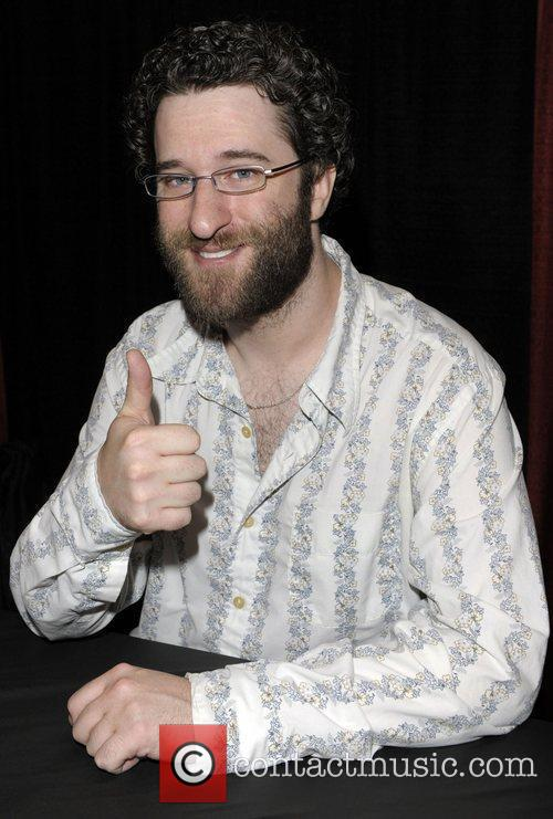Dustin Diamond Back Behind Bars On Probation Hold