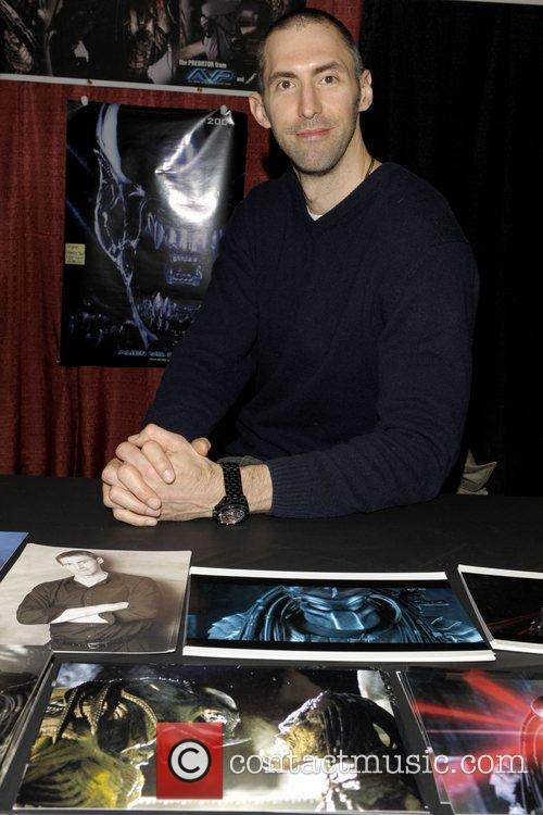 Ian Whyte  Wizard World Toronto Comic Con...