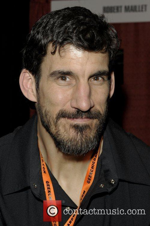 Robert Maillet  Wizard World Toronto Comic Con...