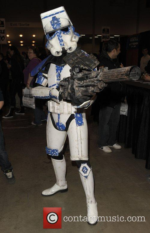 Star Wars Stormtrooper  Wizard World Toronto Comic...