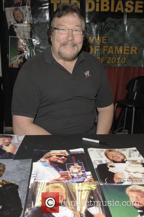 Ted DiBiase Wizard World Toronto Comic Con held...