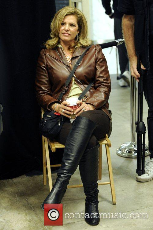 Elizabeth Martin,  William Shatner's book signing at...