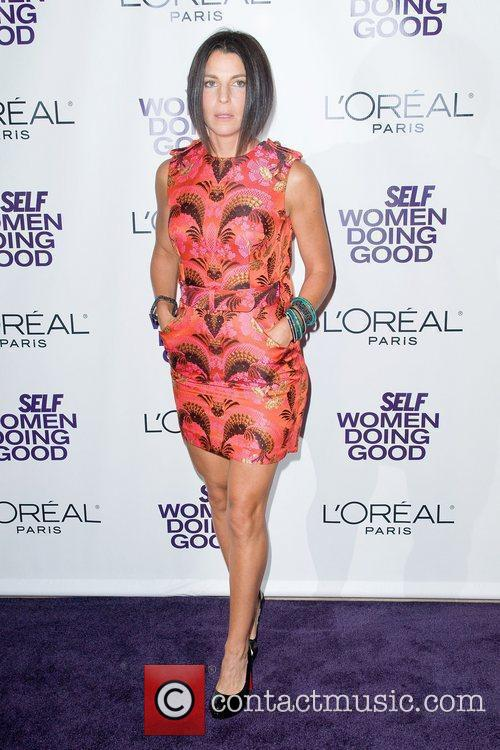 Jessica Seinfeld at the Women Doing Good Awards...