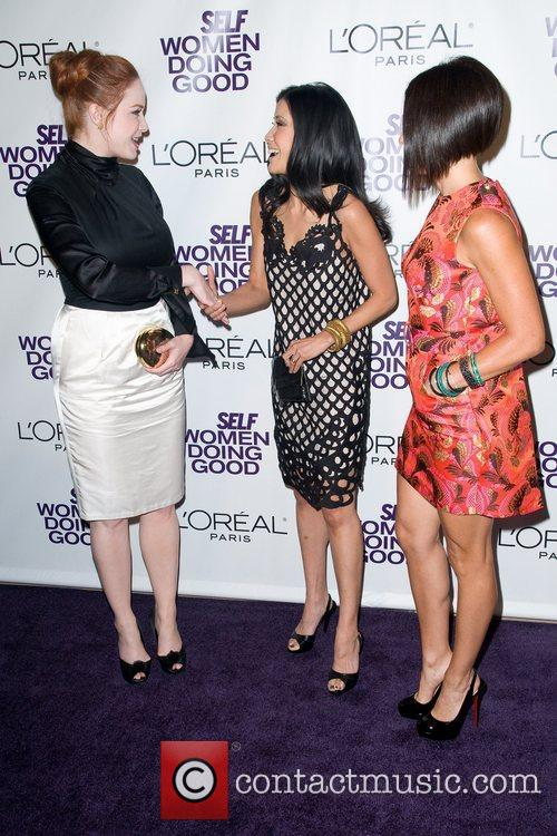 Christina Hendricks, Lisa Ling and Seinfeld 10