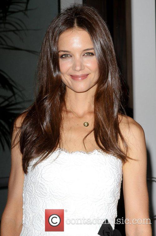 Katie Holmes at the 2011 Women In Film...