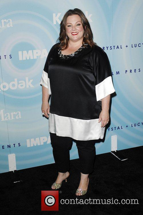 Melissa McCarthy the 2011 Women In Film Crystal...