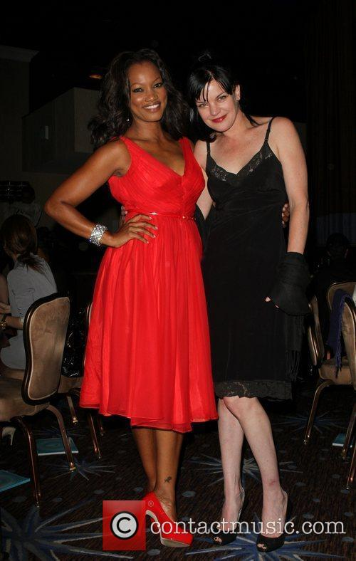 Garcelle Beauvais-nilon and Pauley Perrette 2