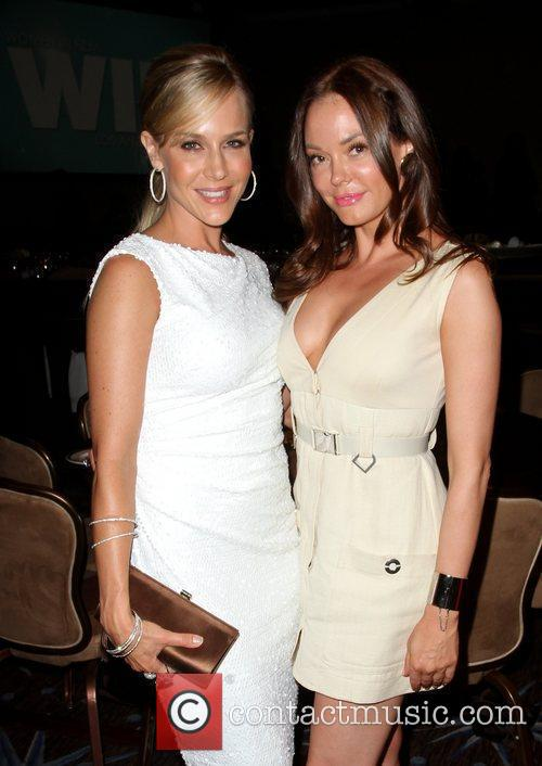 Julie Benz and Rose Mcgowan 11