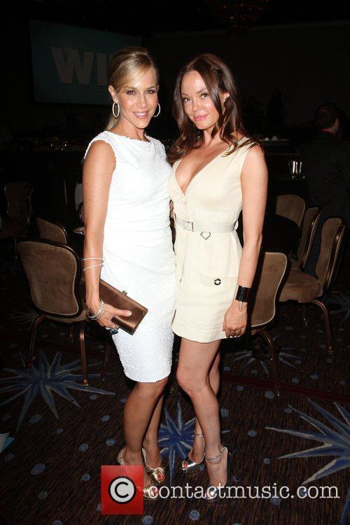 Julie Benz and Rose Mcgowan 5