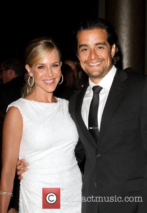 Julie Benz and Rich Orosco The 2011 Women...