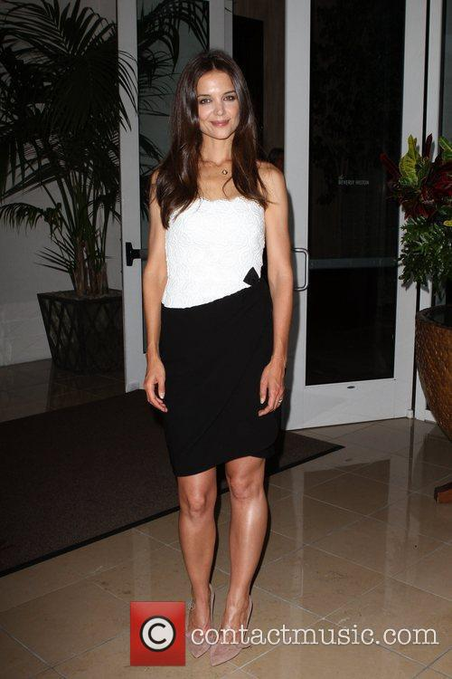 Katie Holmes The 2011 Women In Film Crystal...