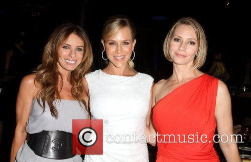 Joey Tierney, Julie Benz and Meredith Monroe...