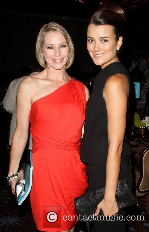 Meredith Monroe and Cote De Pablo 6