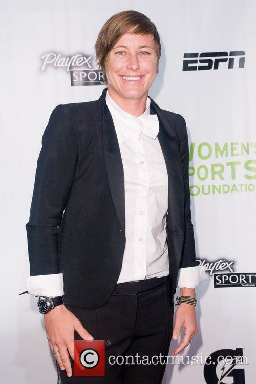 Abby Wambach Annual Salute to Women in Sports...