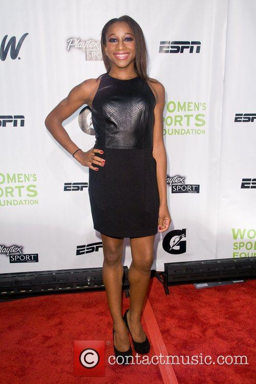 Alexis Page Annual Salute to Women in Sports...