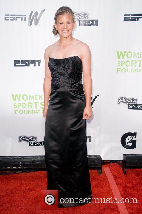 Ashley Hansen Annual Salute to Women in Sports...
