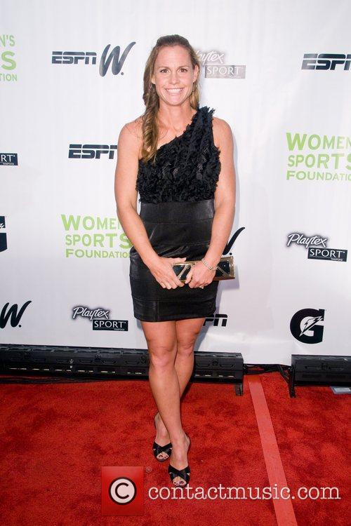 Christine Rampone Annual Salute to Women in Sports...