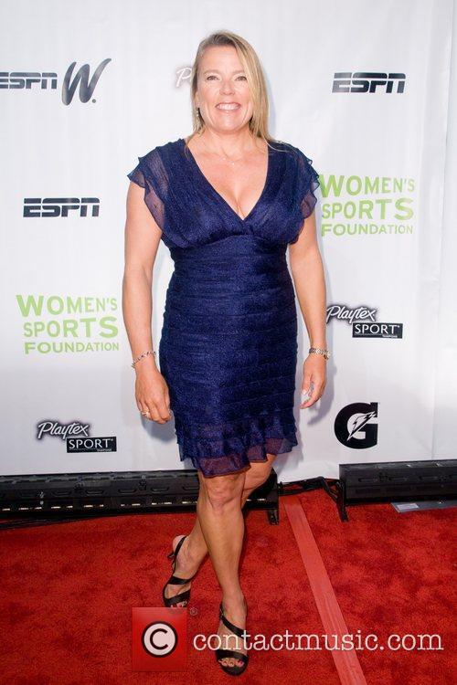 Dawn Riley Annual Salute to Women in Sports...
