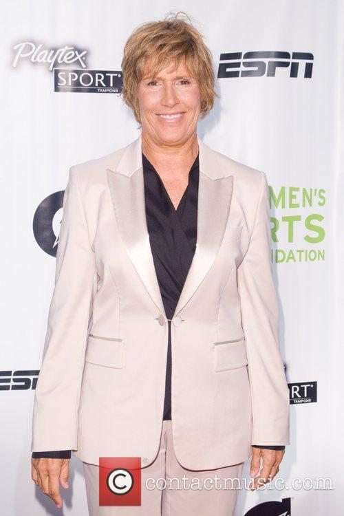 Diana Nyad Annual Salute to Women in Sports...