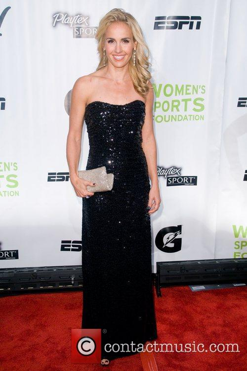 Heather Mitts Annual Salute to Women in Sports...