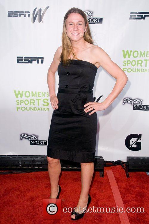 Heather O'Reilly Annual Salute to Women in Sports...