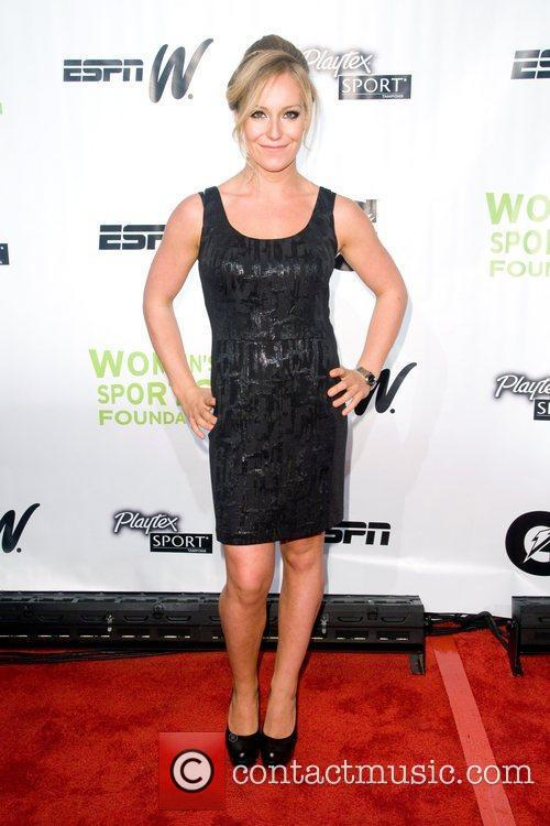 Jamie Anderson Annual Salute to Women in Sports...