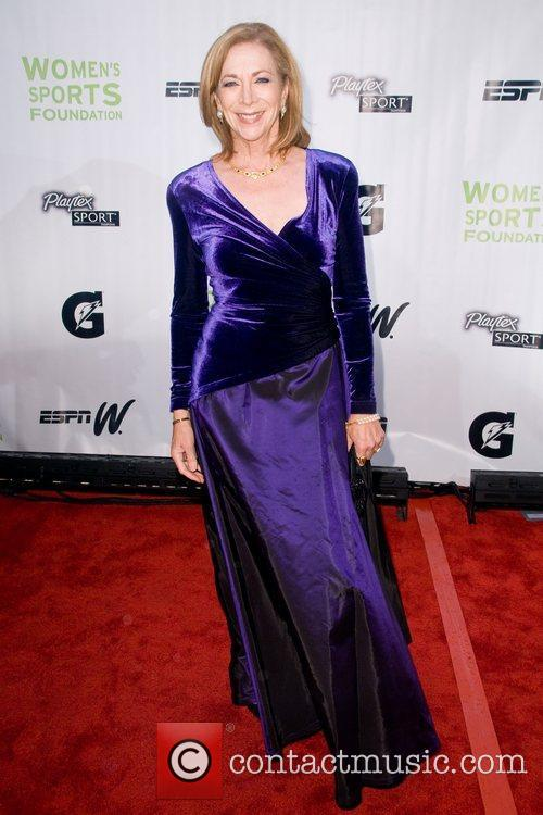 Kathrine Switzer Annual Salute to Women in Sports...