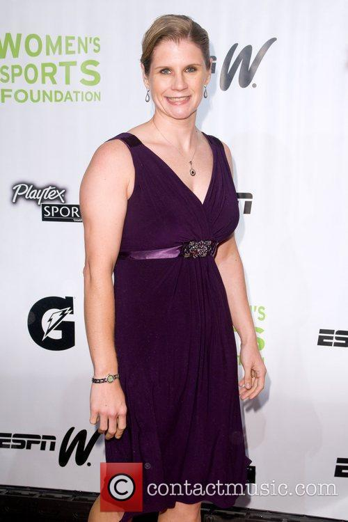 Kelly Kulick Annual Salute to Women in Sports...