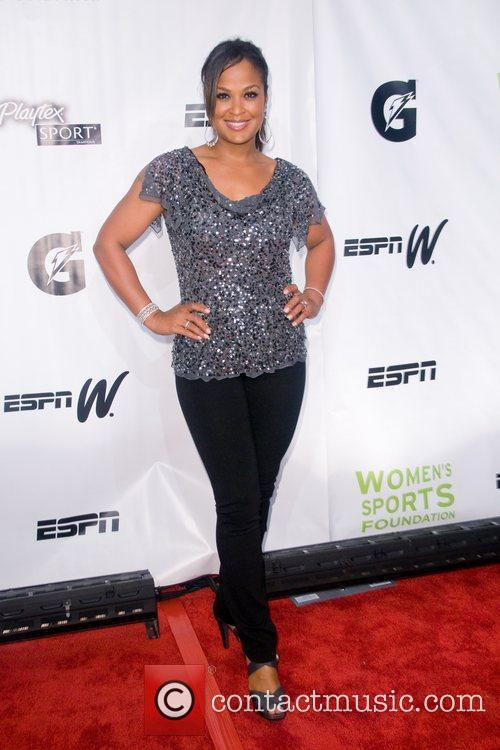 Laila Ali Annual Salute to Women in Sports...