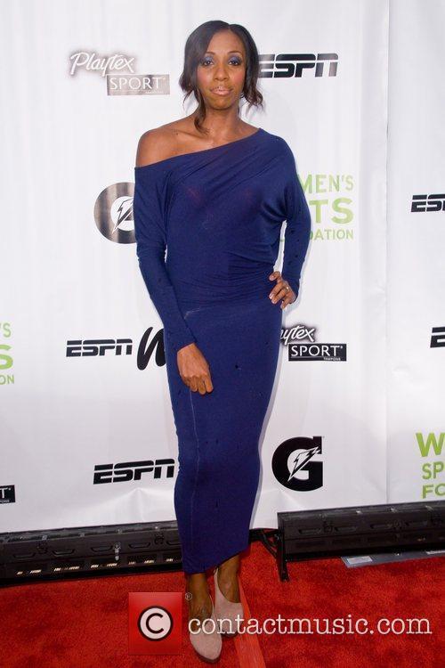 Lashinda Demus Annual Salute to Women in Sports...