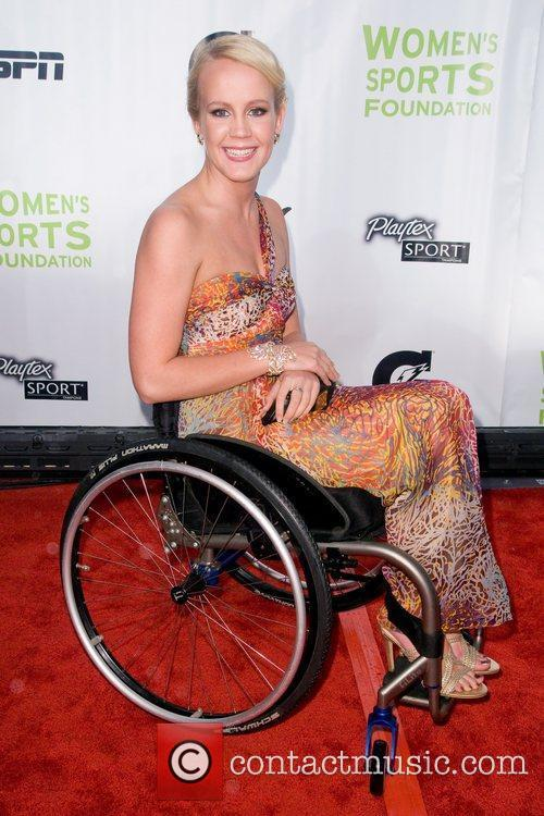 Mallory Weggemann Annual Salute to Women in Sports...