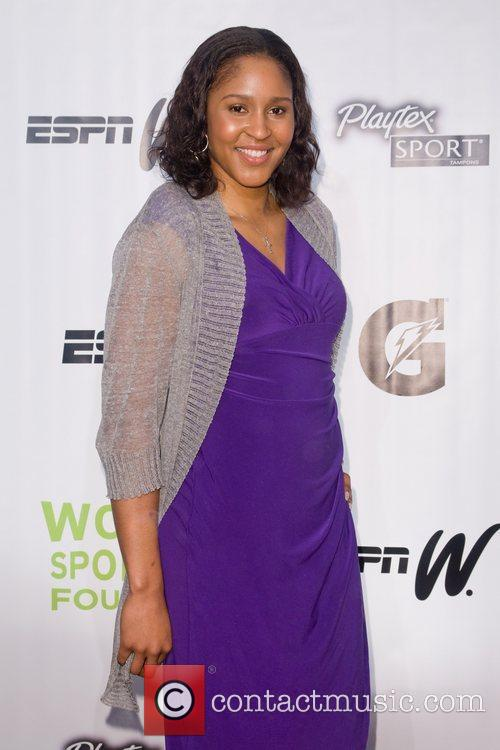Maya Moore Annual Salute to Women in Sports...