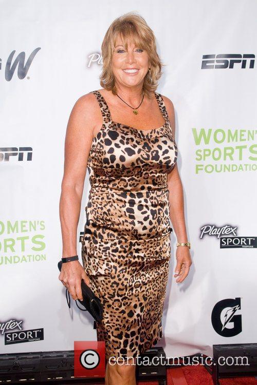 Nancy Lieberman Annual Salute to Women in Sports...