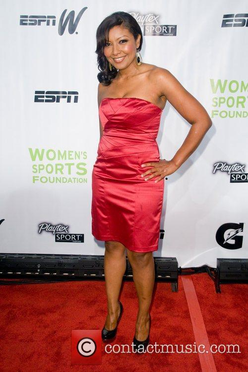 Peggy Llewellyn Annual Salute to Women in Sports...