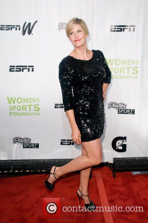 Sarah Burke Annual Salute to Women in Sports...