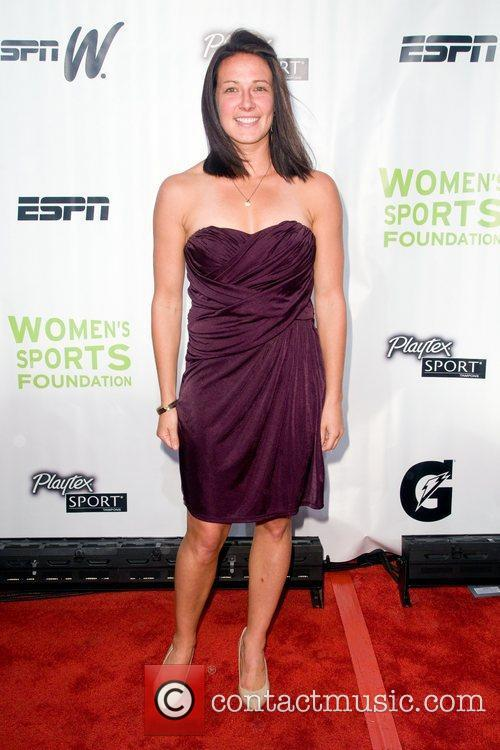 Sarah Huffman Annual Salute to Women in Sports...