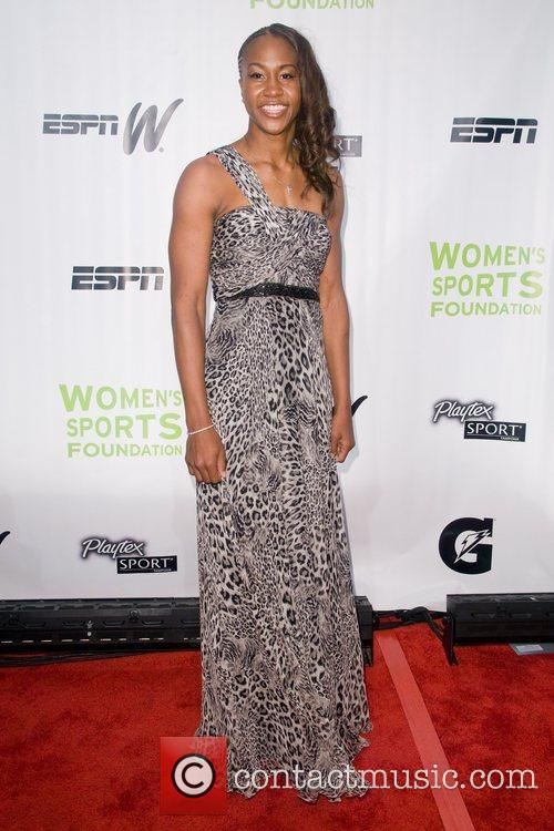 Tamika Catchings Annual Salute to Women in Sports...